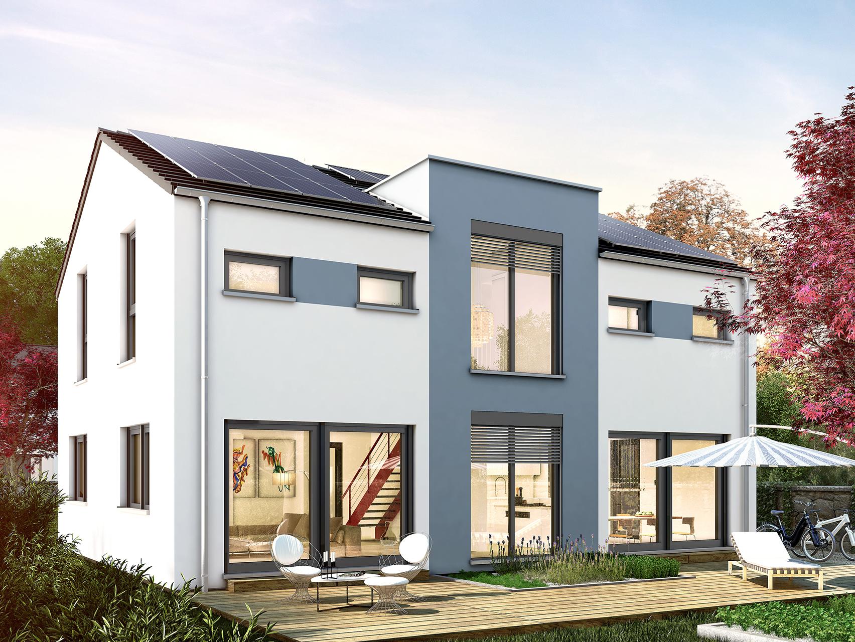 Hausbau - Das Hausbauprojekt